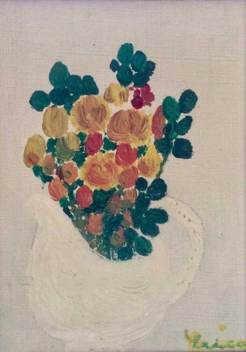Erica-la Mia Gioia-dipinto 30x24 Cod 0710102