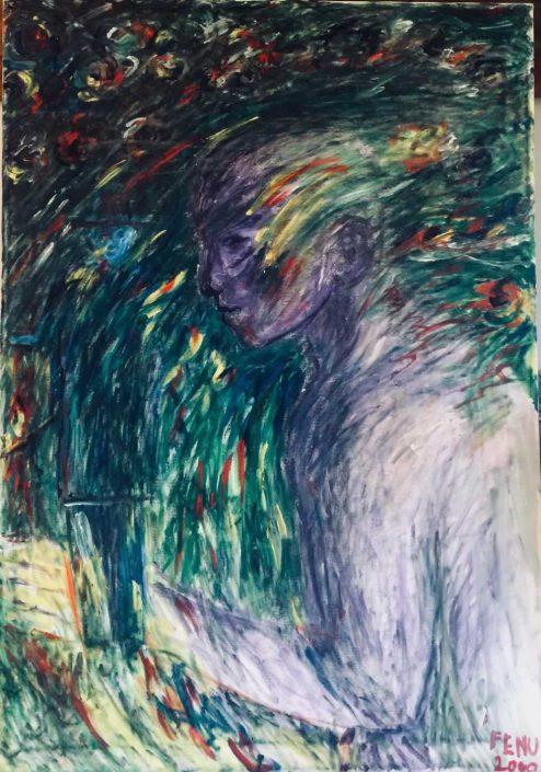 Fenu--dipinto 100x70 Cod 0740101