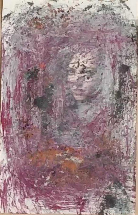 Giampiero Bini -appunti Di Taccuino-collage 22x14 Cod 0381616 1212
