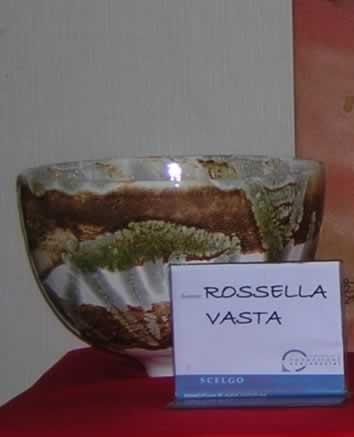 Rossella Vasta-ad Lucem -ceramica 20x16 Cod 1080101