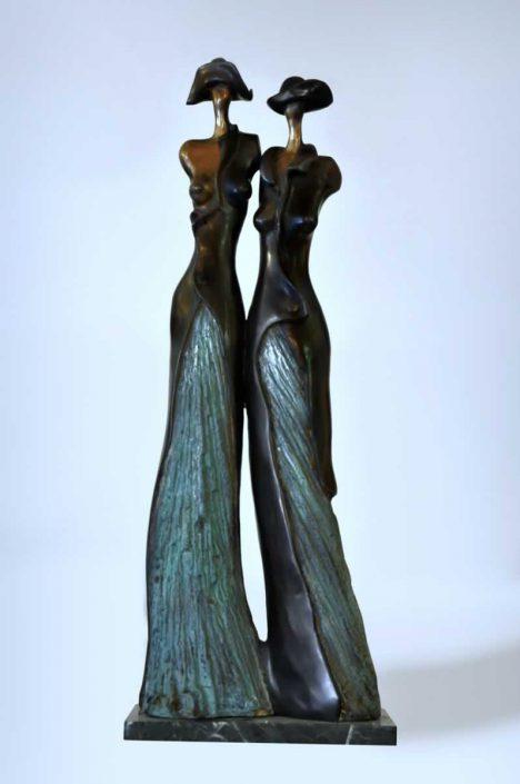 Silvano D'orsi--scultura Cod 0690607 0304