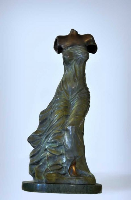 Silvano D'orsi--scultura Cod 0700707 0404
