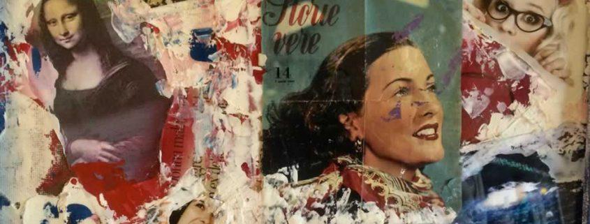 Stefano Ajello--collage 45x67 Cod 0020101